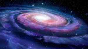 The Milky Way is a spiral disc that contains over 200 billion stars